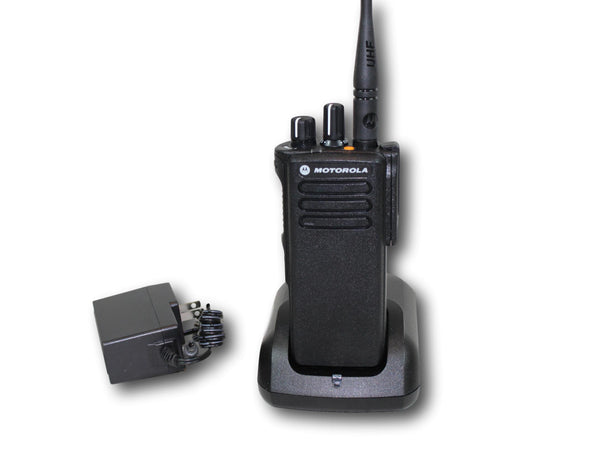 Motorola TRBO XPR7350e UHF (403-512MHz) Capable Model Digital/Analog Portable Radio
