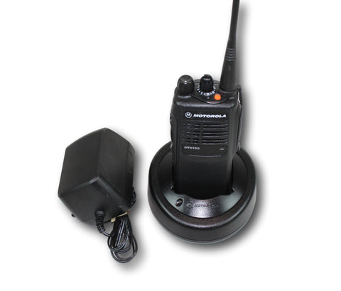 Motorola MTX950 900MHz Portable Radio (Privacy Plus)