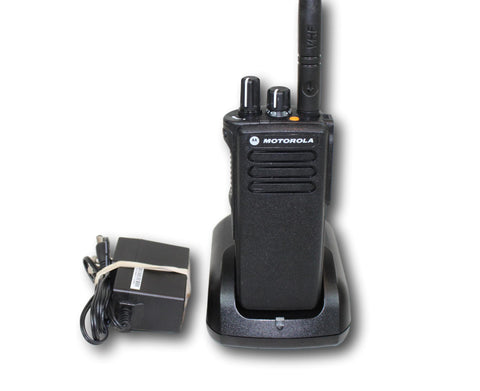 Motorola TRBO XPR7350 VHF Portable Radio (Intrinsically Safe)