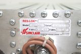 Sinclair VHF RES-LOK Duplexer Q2220E 350 watts 132-174 Mhz Pass/Reject 4 Cavity