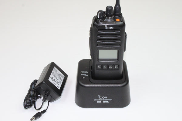 Icom IC-F80S (06) UHF (450-512 MHz) 256 Channels 4W EMDC