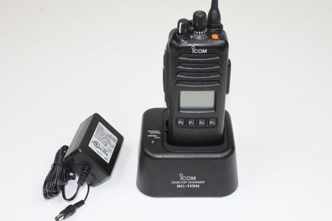 Icom IC-F80S (06) UHF (450-512 MHz) 256 Channels 4W MDC