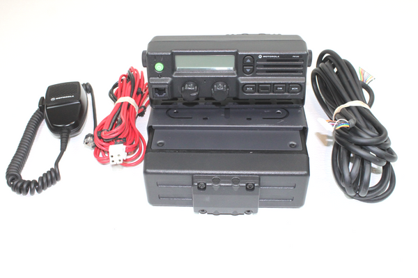 Motorola PM1200 Low Band Radio 37-50 Mhz 120 Watts