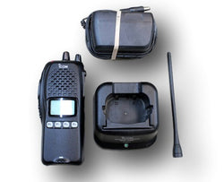 Icom IC-F40GS UHF Portable Radio