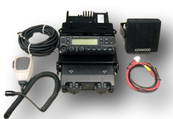 Kenwood TK-890H UHF Mobile Radio
