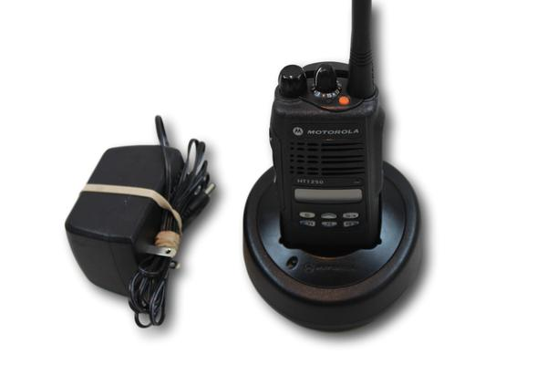 Motorola HT1250 VHF (136-174MHz) Portable Radio (Ltd Keypad)