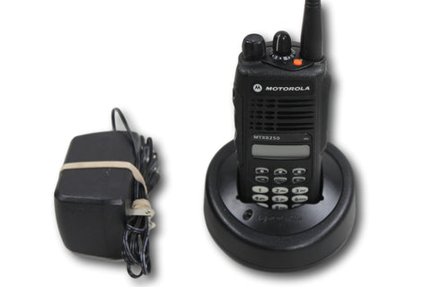 Motorola MTX8250 800MHz Portable Radio (Privacy Plus)