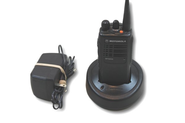 Motorola MTX850 800MHz Portable Radio (Privacy Plus)