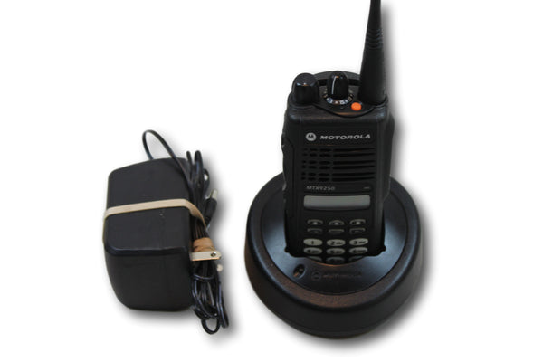 Motorola MTX9250 Privacy Plus Portable Radio by Motorola - Portable Type  - Used Radios Product Image