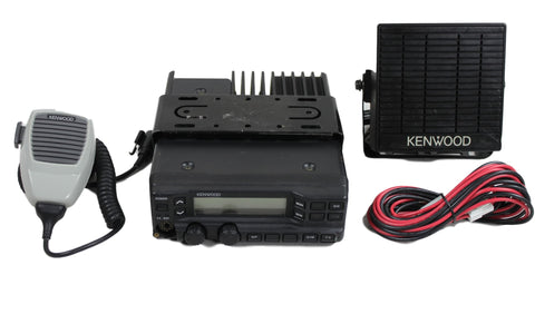 Kenwood TK-890 UHF Mobile Radio