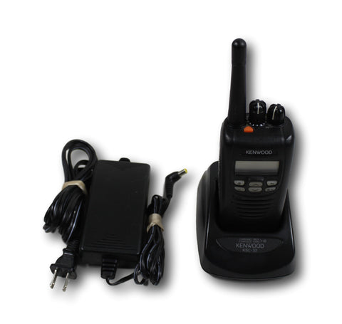 Kenwood TK-5320 UHF Portable Radio (Analog/P25)