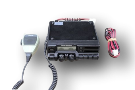 Vertex VX-5500 Mobile Radio  VX5500, VX 5500 by Vertex - Mobile Type  - Used Radios Product Image