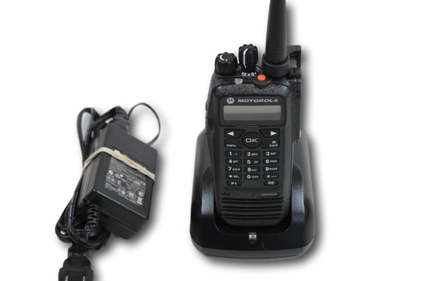 Motorola TRBO XPR6550 Digital Portable Radio Series by Motorola - Portable Type  - Used Radios Product Image