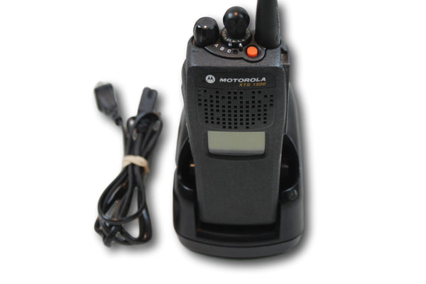Motorola XTS1500 Model 1.5 Portable Radio (P25)