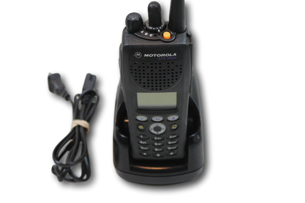 Motorola XTS2500 Model 3 Portable Radio (P25)