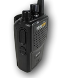 "Motorola BC-130 UHF (450-470MHz) Portable Radio (6-Pack ""Security"" Kit)"