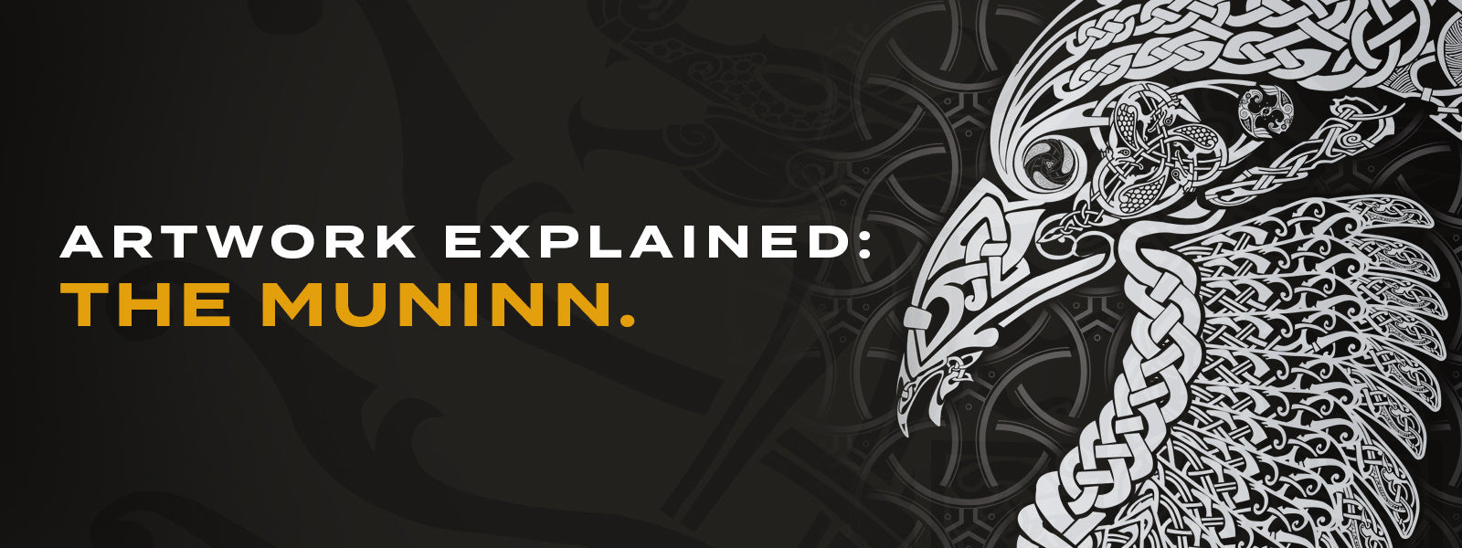 Artwork Explained: The Muninn