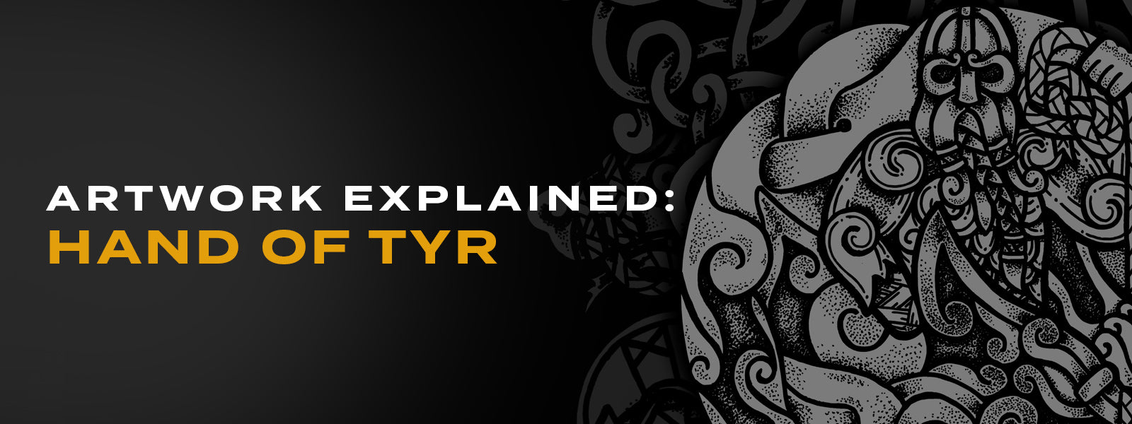 Artwork Explained: Hand of Tyr