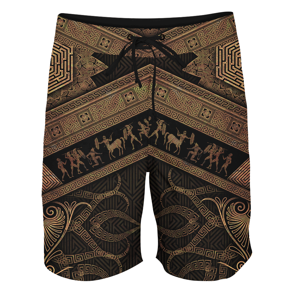 Boardshorts 30 - S / 18 Inch / Original Labyrinth Boardshorts LABYRINTH_BOARDSHORTS-18_30