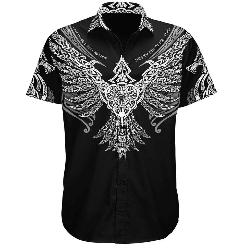 Huginn Button Up Shirt