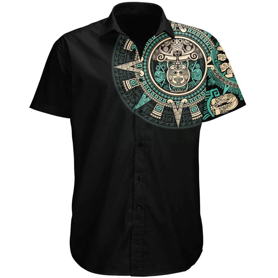 Jaguar Warrior Button Up Shirt