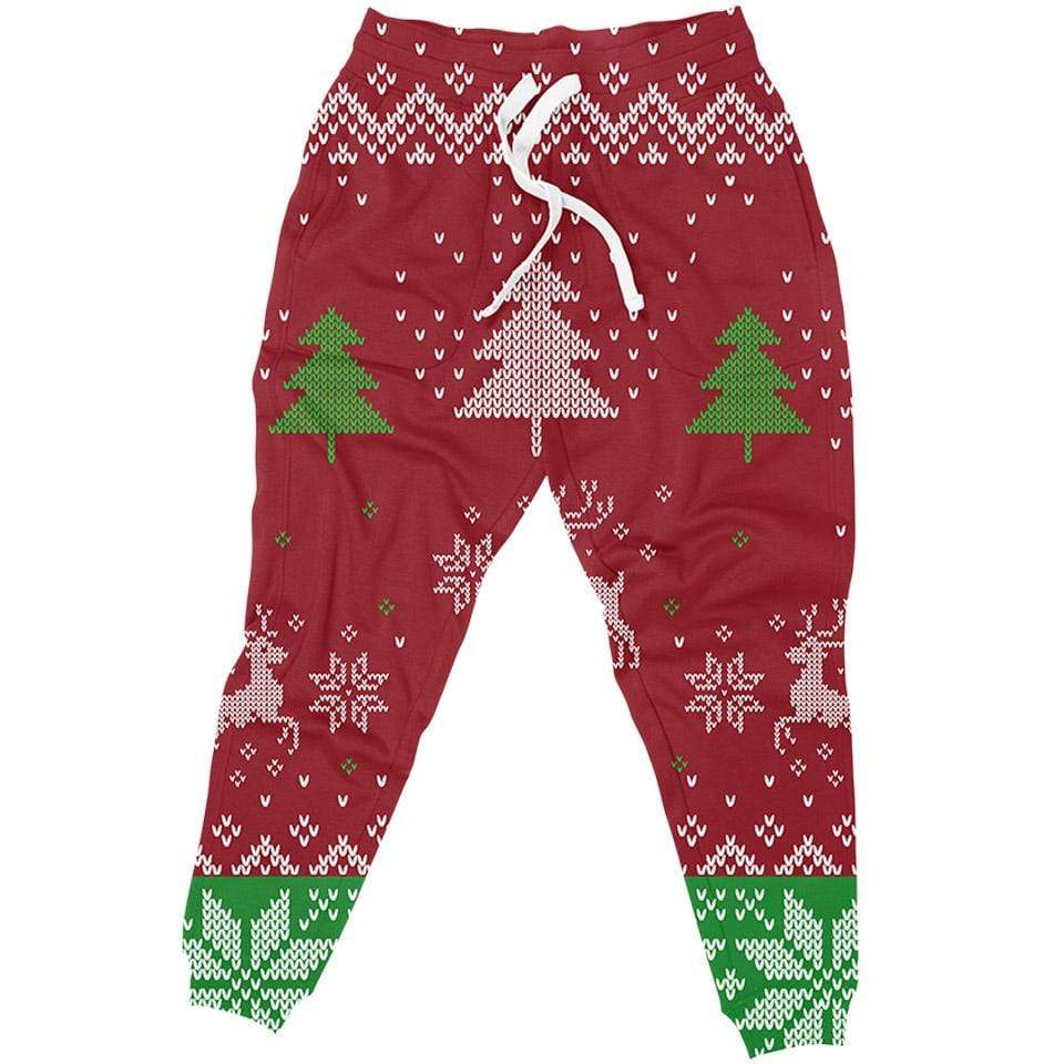 Snow's Out Christmas Joggers