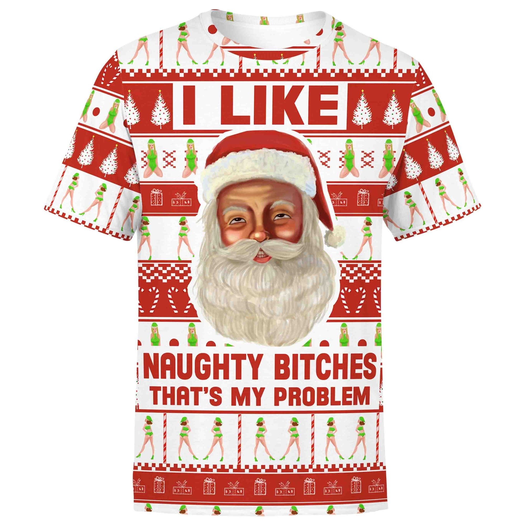 That's My Problem Christmas Shirt