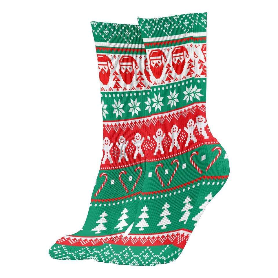 Christmas Socks Can't Feel My Face Christmas Socks SOCKS_I-CANT-FEEL-MY-FACE