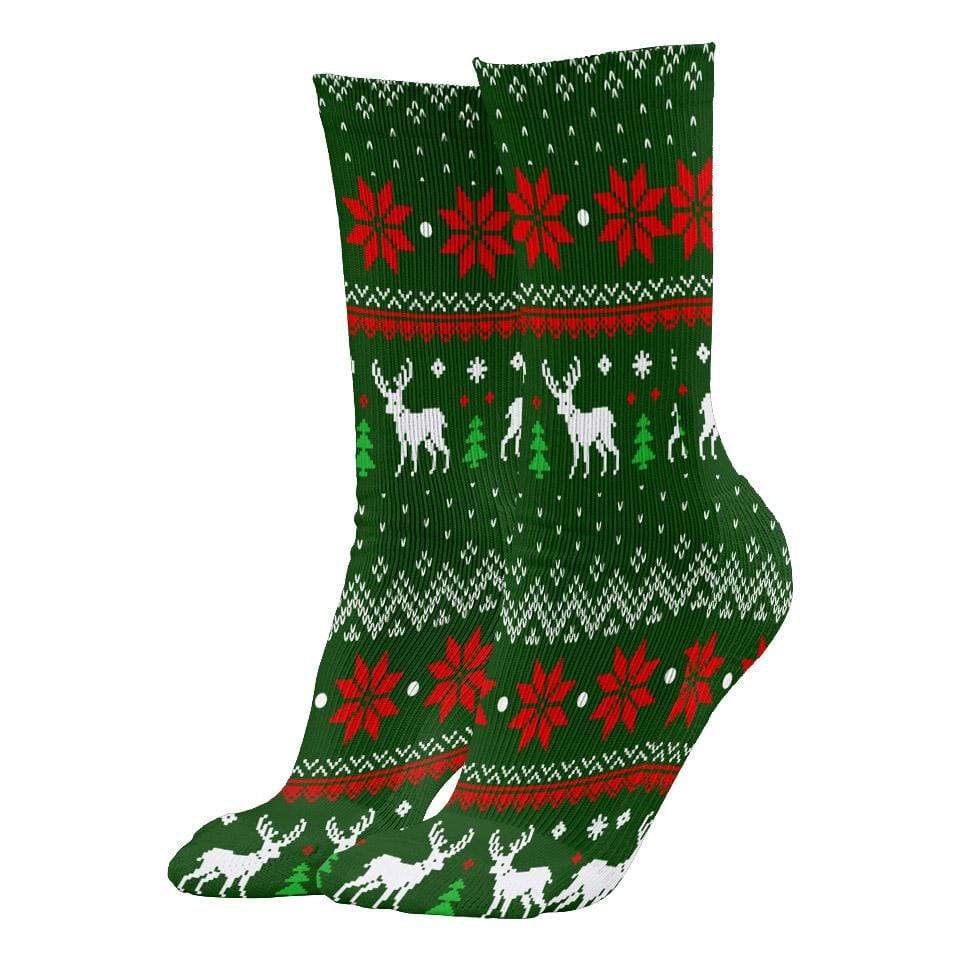 Christmas Socks Naughty Santa Christmas Socks SOCKS_I-CAN-GET-YOU-ON-THE-NAUGHTY-LIST