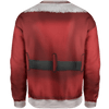 Christmas Sweater Santa's Belly Christmas Sweater