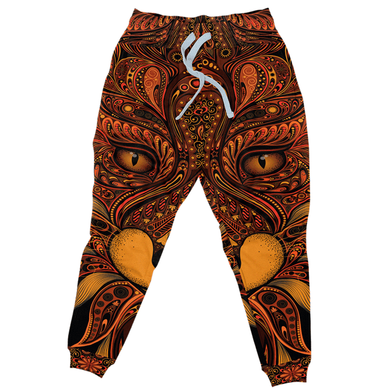 The Red Fox Joggers