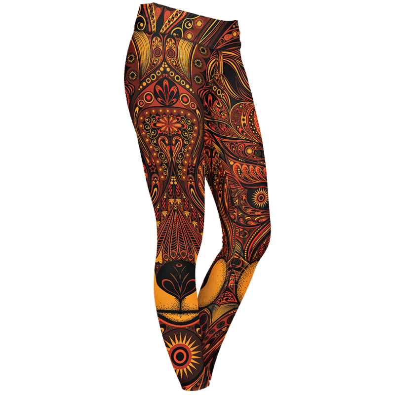 The Red Fox Leggings