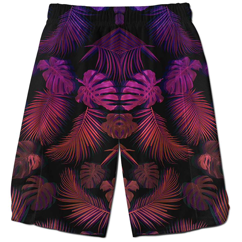 Deep Jungle Shorts