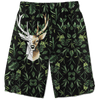 Shorts 28 - XS Geometric Deer Shorts GEOMETRIC-DEER_WEEKEND-SHORT_28
