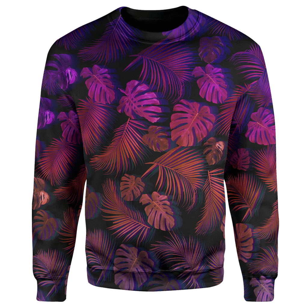 Deep Jungle Sweater