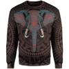 Sweater 4XL Elephant Warrior Sweater ELEPHANT_SWEATSHIRT-3.0_4XL-01
