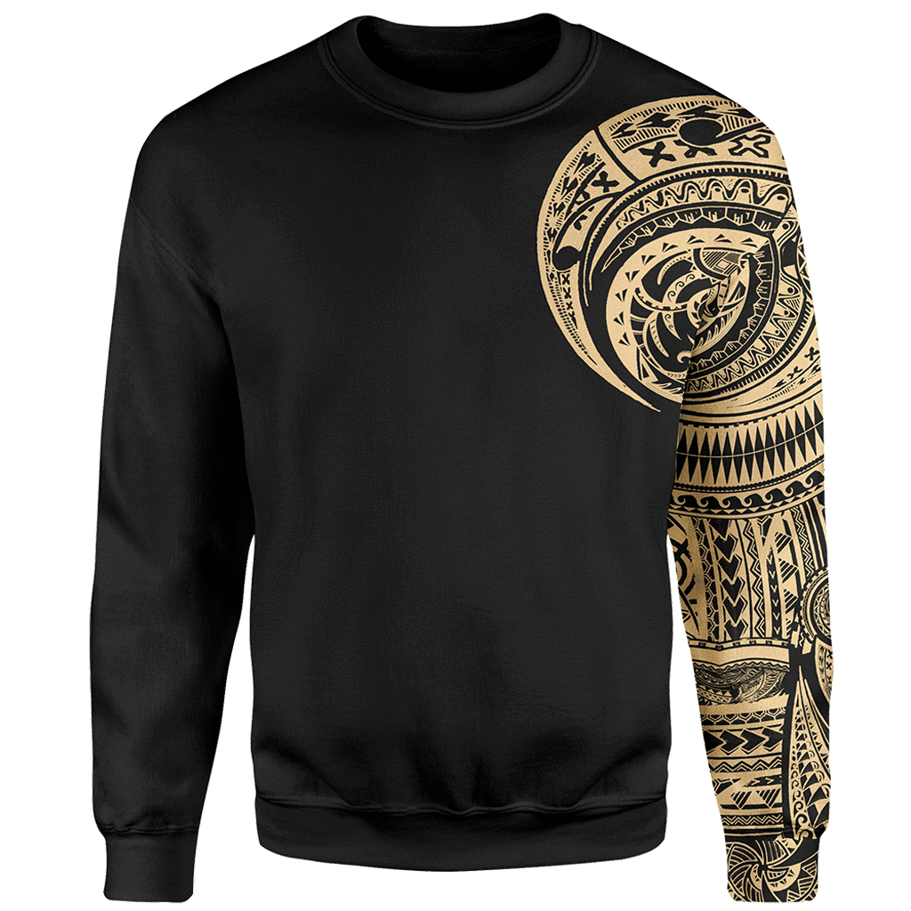Polynesian Sweater