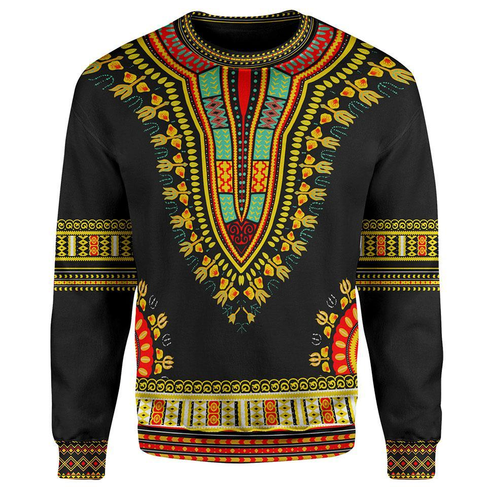 Sweater S Dashiki Sweater DASHIKA_SWEATSHIRT-3.0_SM