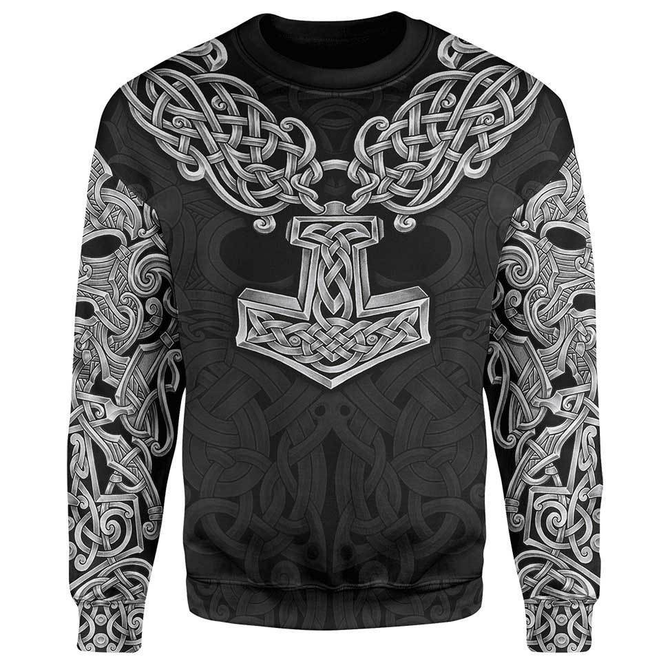 Sweater S Mjölnir Sweater MJOLNIR_SWEATSHIRT-3.0_SM
