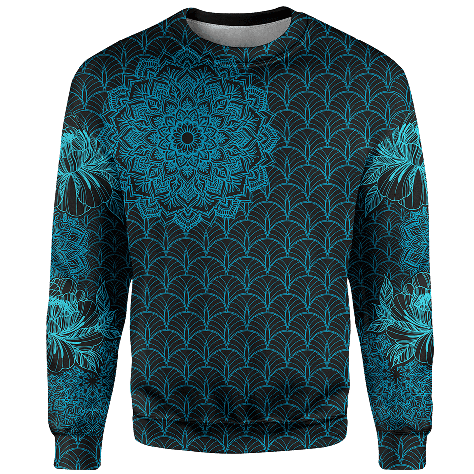 Sweater S / Original Mandala Sweater MANDALA_SWEATSHIRT-3.0_SM