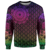 Sweater S / Rainbow Mandala Sweater MANDALA-RGB_SWEATSHIRT-3.0_SM