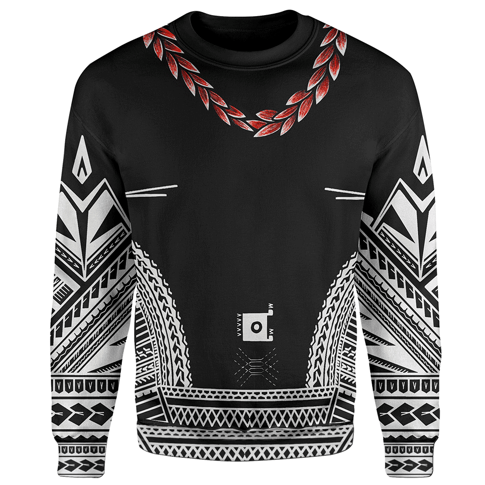 Sweater S The Samoan Chief Sweater PE'A_SWEATSHIRT-3.0_SM