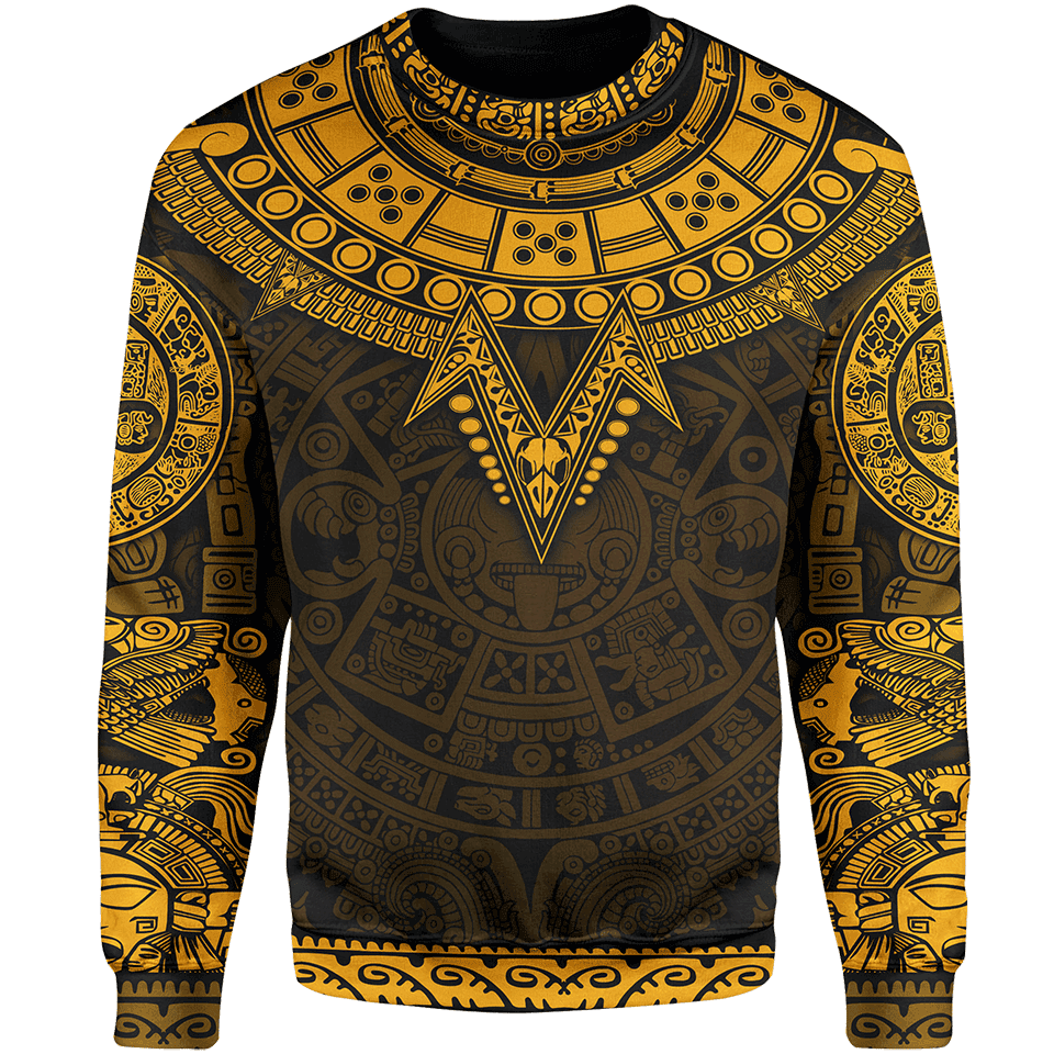 The Eagle Warrior Sweater