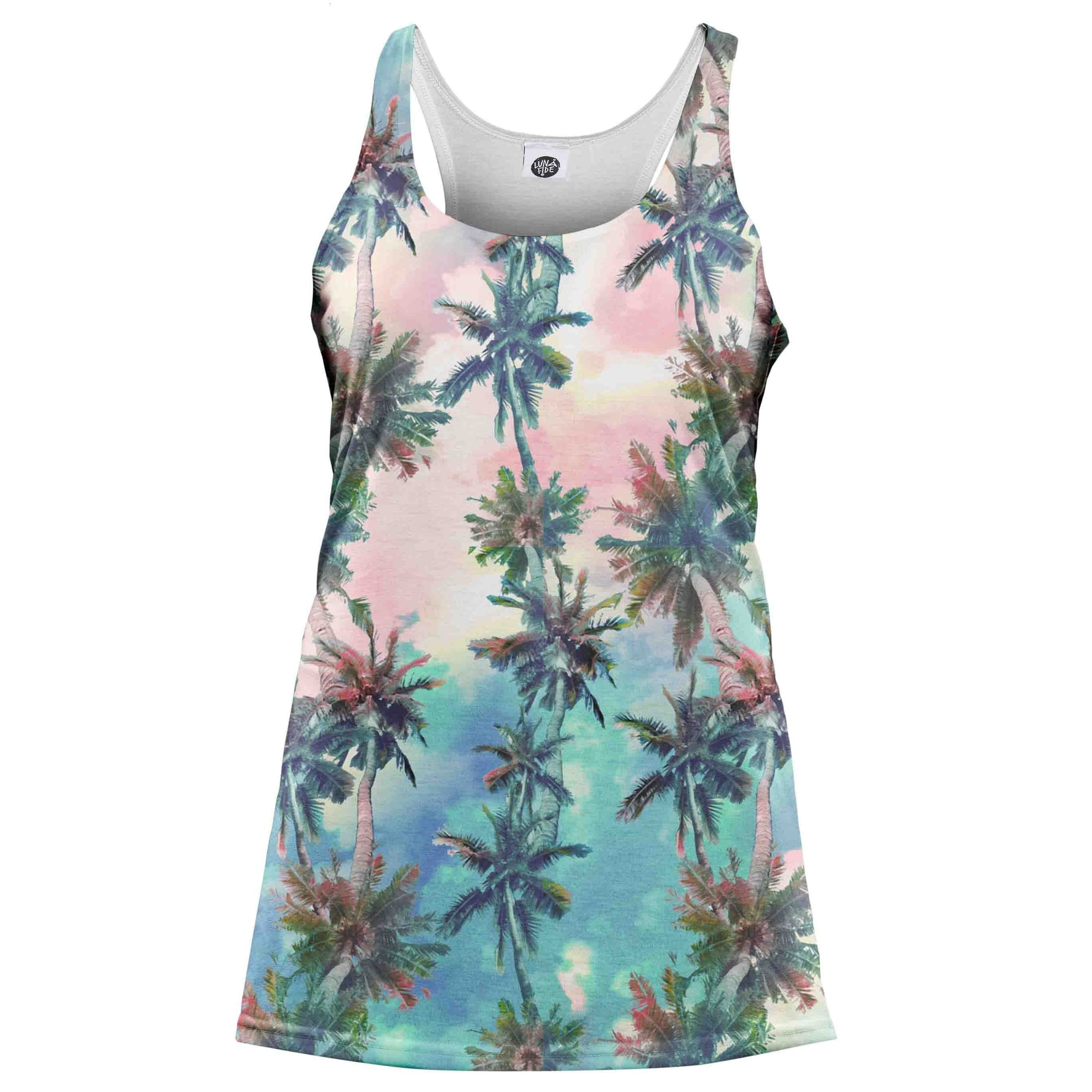 Palm Sunset Women's Tank