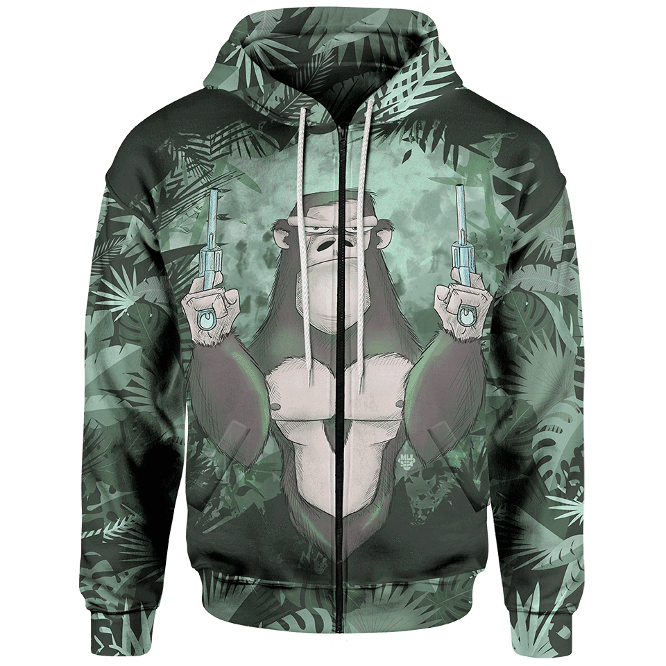 Zip-Hoodie S If You're Going To Fight Zip Hoodie IF-YOU'RE-GOING-TO-FIGHT_ZIP-HOODIE-2.0_SM