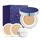 SU:M37 Water-full CC Cushion Perfect Finish, Color #01,   15g + 2 Refill