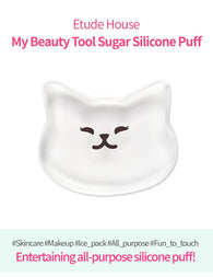 Etude House My Beauty Tool Sugar Silicon Puff