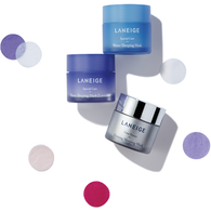 Laneige Delights, POP! Mini Sleeping Mask Set(25ml each), 3 pcs/box
