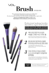 VDL Curve Fiber Foundation Brush