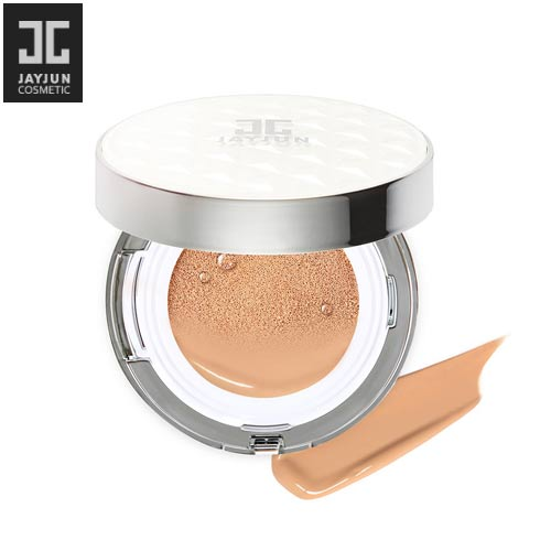 Jayjun Illuminating Cushion (#21-Bloom Pink), 15g+1 refill